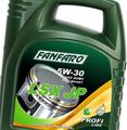 Fanfaro LSX JP 5W-30 моторное масло синте. 1л., 4л, бу
